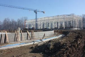 Epuismente Water Park Craiova